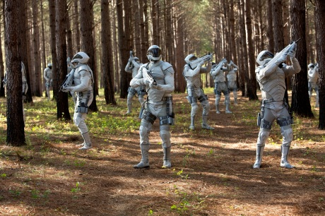 Peacekeepers in District 7